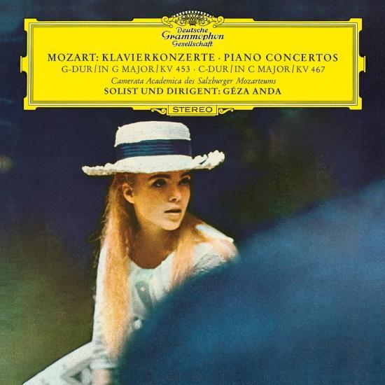 Cover Mozart: Piano Concertos Nos.6, 17 & 21