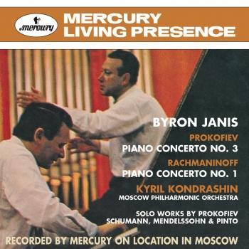 Cover Prokofiev: Piano Concerto No.3; Rachmaninov: Piano Concerto No.1