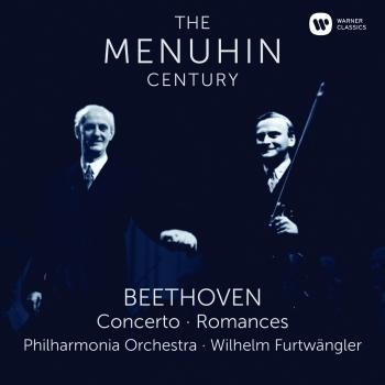 Cover Beethoven: Violin Concerto & Romances