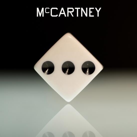 Cover McCartney III