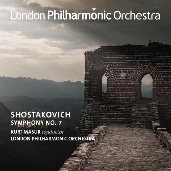 Cover Shostakovich: Symphony No. 7 in C Major, Op. 60 'Leningrad' (Remastered)