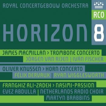Cover Horizon 8 (Live)