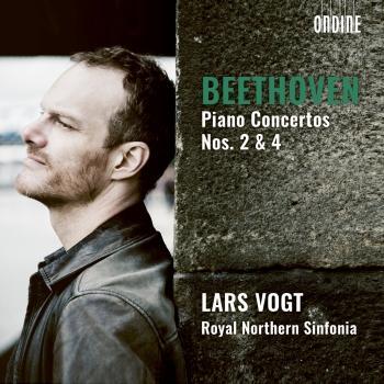 Cover Beethoven: Piano Concertos Nos. 2 & 4