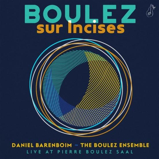 Cover Boulez: Sur Incises (Live At Pierre Boulez Saal)