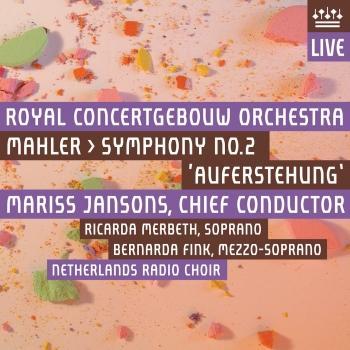 Cover Mahler: Symphony No. 2, Auferstehung (Live)