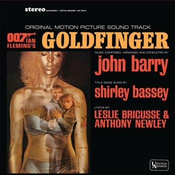 Cover Goldfinger (Original Motion Picture Soundtrack)