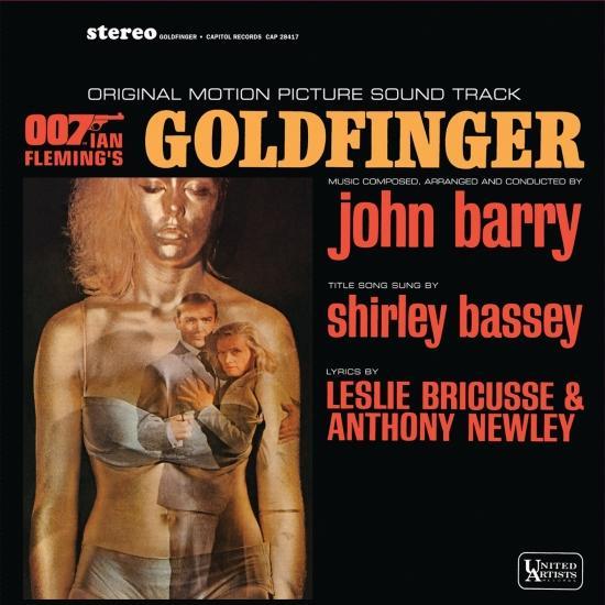 Cover Goldfinger (Original Motion Picture Soundtrack)