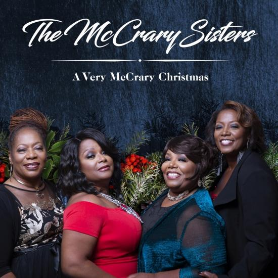 Cover A Very McCrary Christmas