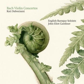 Cover J.S. Bach: Concertos