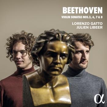 Cover Beethoven: Violin Sonatas Nos. 3, 6, 7 & 8