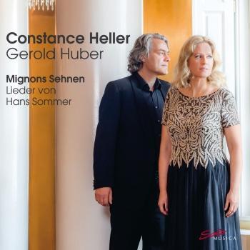 Cover Mignons Sehnen - Lieder von Hans Sommer