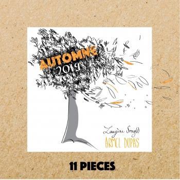 Cover Automne 2019 - Laugère Song(s) (11 pièces)
