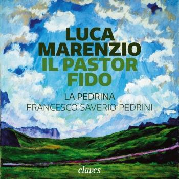 Cover Luca Marenzio: Il pastor fido