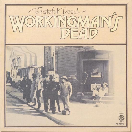 Cover Workingman's Dead