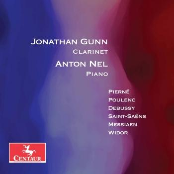 Cover Pierné, Poulenc & Others: Clarinet Works