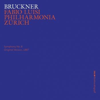 Cover Bruckner: Symphony No. 8 in C Minor, WAB 108 (Original Version, 1887)