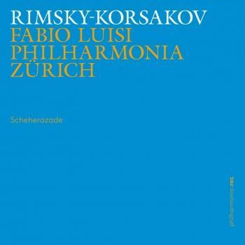 Cover Rimsky-Korsakov: Scheherazade, Op. 35 Symphonic Suite