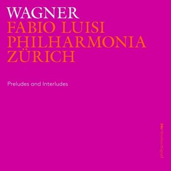 Cover Wagner: Preludes and Interludes