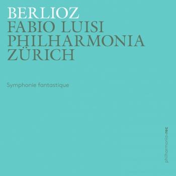 Cover Berlioz: Symphonie Fantastique, Op. 14 (Live)