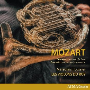 Cover Mozart: Horn Concertos & Bassoon Concerto