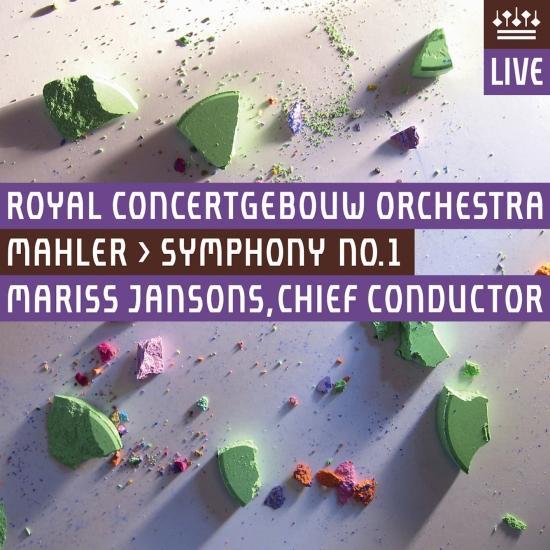 Cover Mahler: Symphony No. 1 (Live)