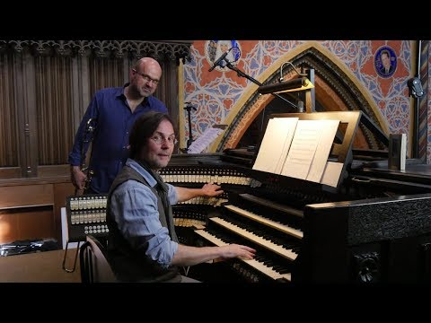 Video SEVEN: Hansjörg Fink & Elmar Lehnen | Trombone & Organ exploring the origin of life