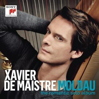 Cover Moldau - The Romantic Solo Album
