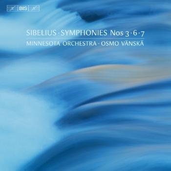 Cover Sibelius: Symphonies Nos. 3, 6 & 7