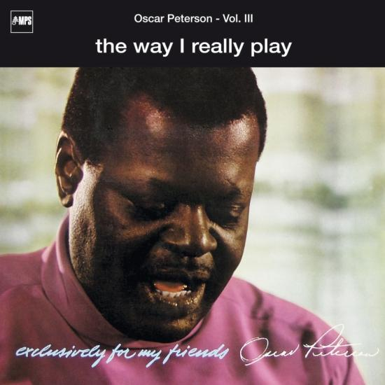 Cover Exclusively for My Friends: The Way I Really Play, Vol. III (Live)