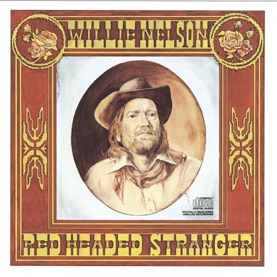 Cover Red Headed Stranger