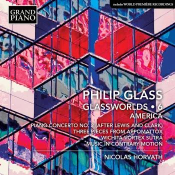 Cover Glass: Glassworlds, Vol. 6