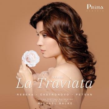 Cover La Traviata