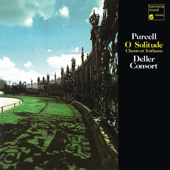 Cover Purcell: O Solitude (Remastered)