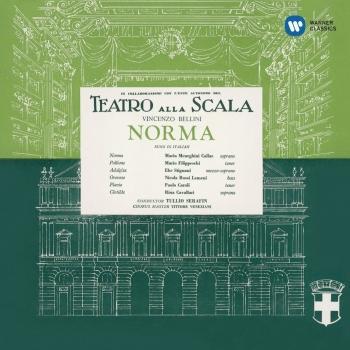 Cover Bellini: Norma (1954 - Serafin) - Callas Remastered