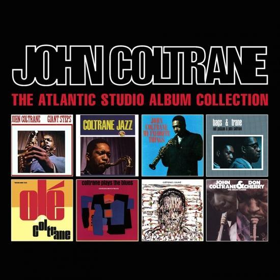 Cover The Atlantic Studio Album Collection