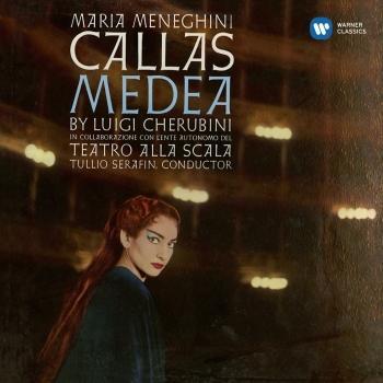 Cover Cherubini: Medea (1957 - Serafin) - Callas Remastered