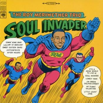 Cover Soul Invader (Remastered)