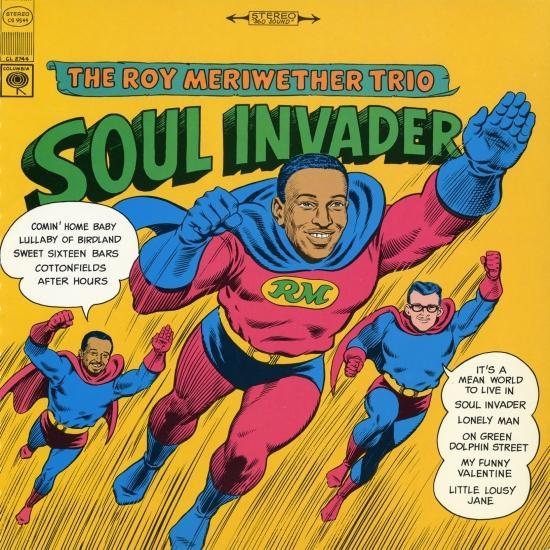 Cover Soul Invader (Remastered)