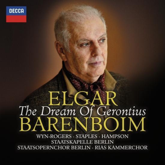 Cover Elgar: The Dream Of Gerontius, Op.38