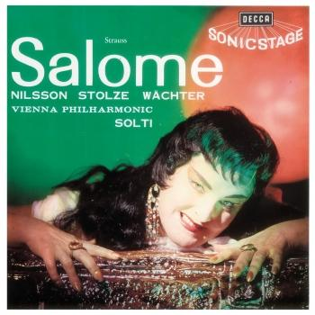 Cover Strauss: Salome (Remastered)