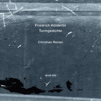 Cover Friedrich Hölderlin: Turmgedichte