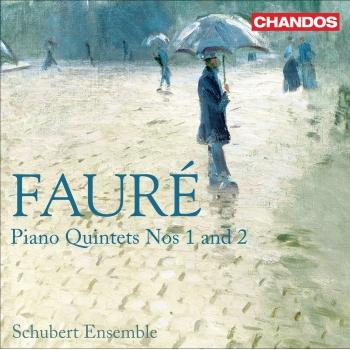 Cover Faure, G.: Quintets for Piano and Strings
