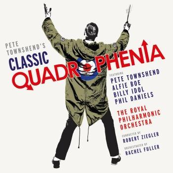 Cover Pete Townshend's Classic Quadrophenia