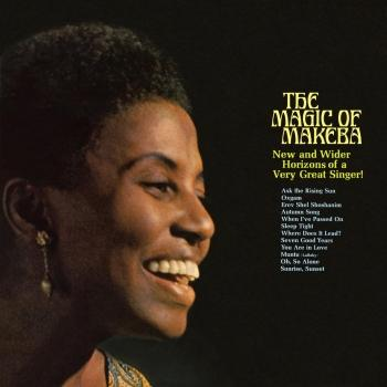 Cover The Magic Of Makeba (Remaster)