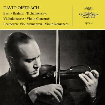 Cover Violin Concertos & Violin Romances (Remastered)