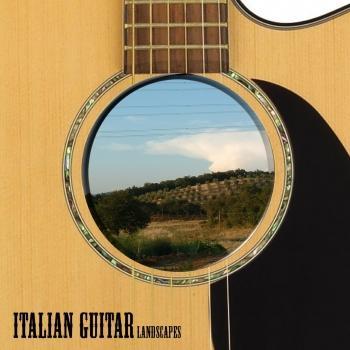 Cover Acoustic Guitar Landscapes