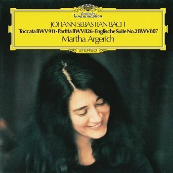 Cover J.S. Bach: Toccata In C Minor BWV 911; Partita No.2 In C Minor, BWV 826; English Suite No.2 In A Minor, BWV 807 (Remastered)