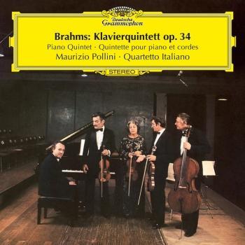 Cover Brahms: Piano Quintet Op.34