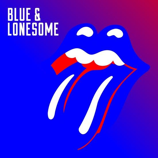 Cover Blue & Lonesome