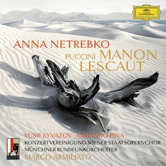 Cover Puccini: Manon Lescaut (Live)